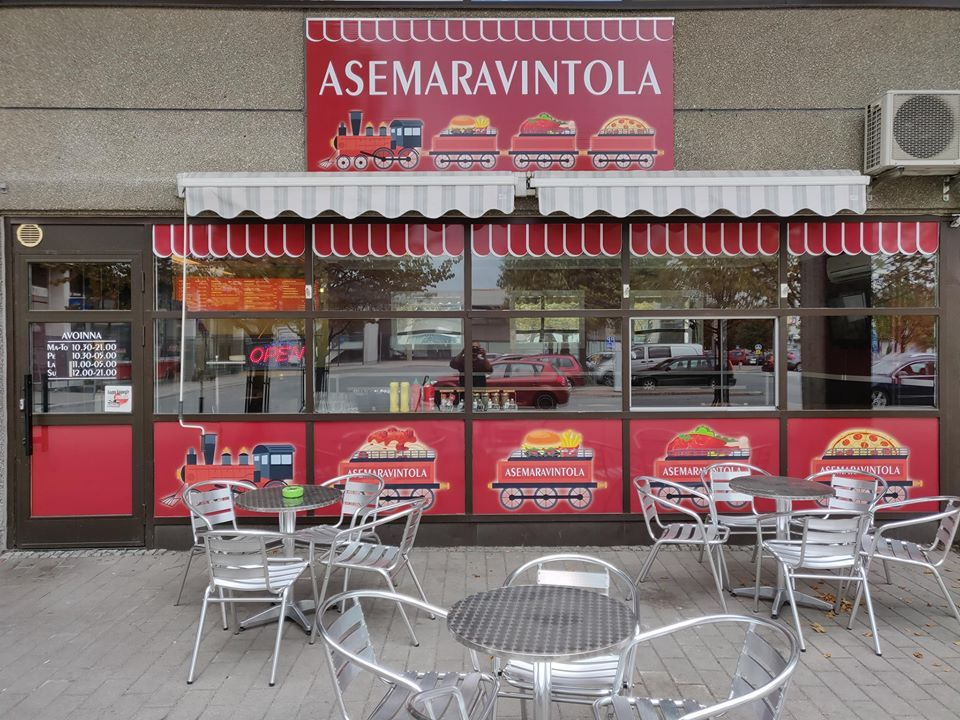 Asemaravintola, Seinäjoki