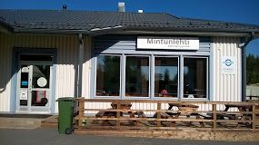 Lounas-Kahvila Mintunlehti, Lavia