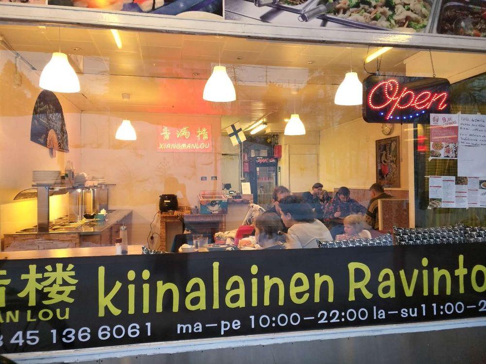 Xiang Man Lou, Helsinki
