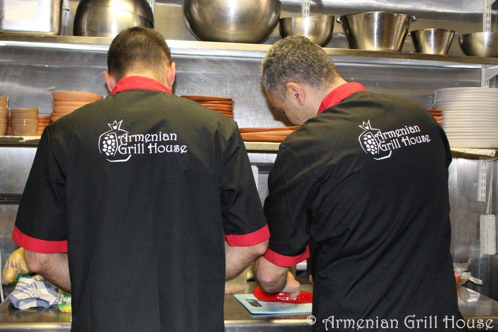 Armenian Grill House, Helsinki