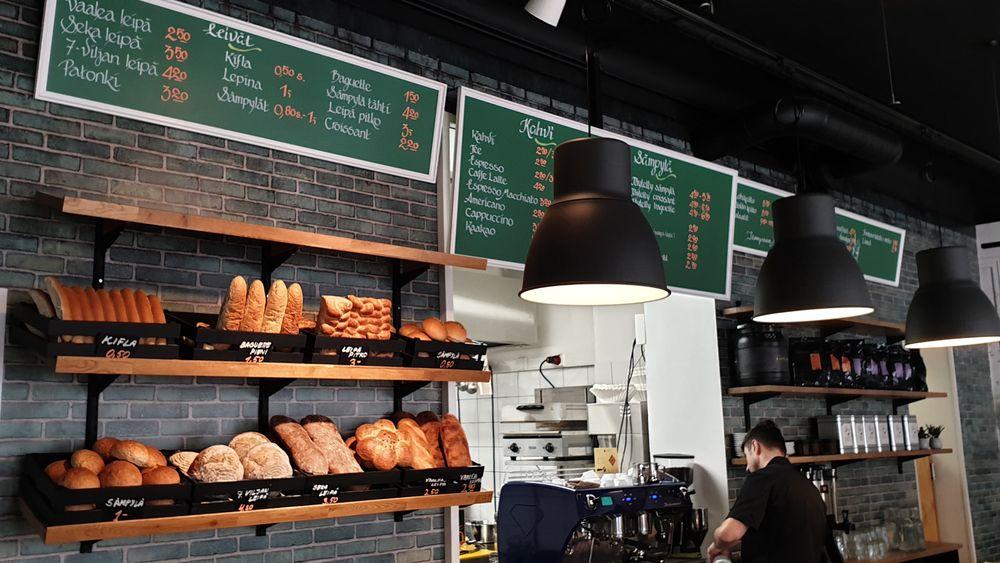 Meli Cafe & Bakery, Helsinki