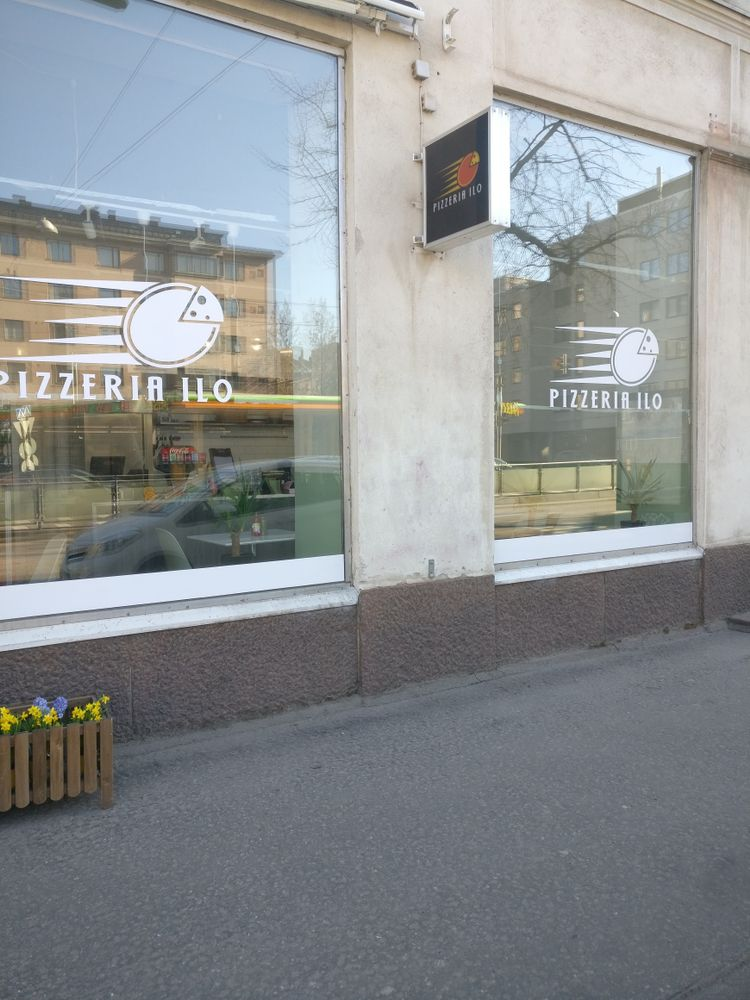 Pizzeria Ilo, Helsinki
