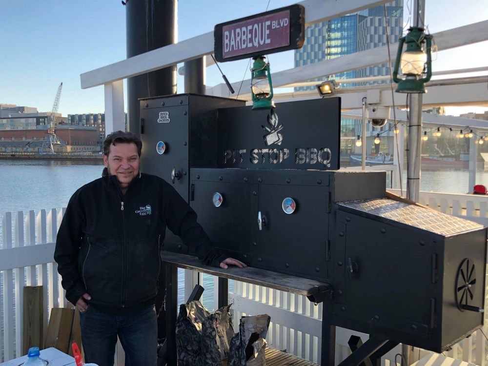 Pit Stop BBQ @ MS Louisiana, Helsinki
