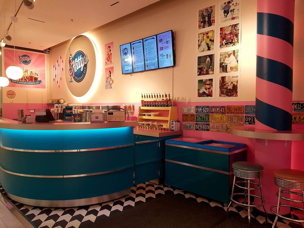 Kitty's Milkshake Bar , Espoo