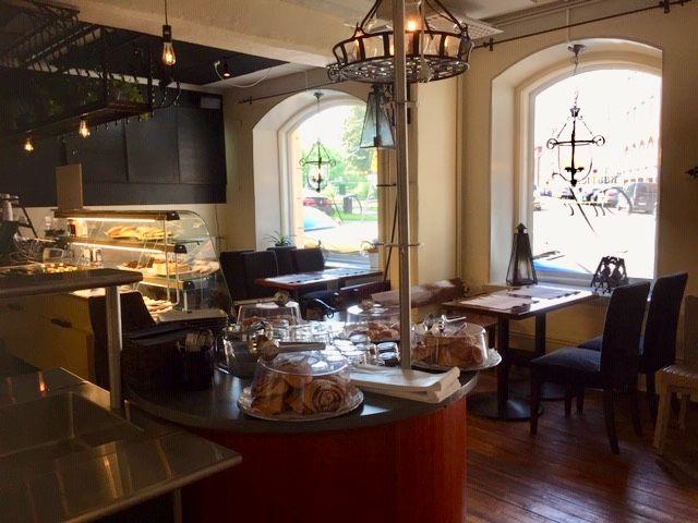 Rustica Cafe, Helsinki