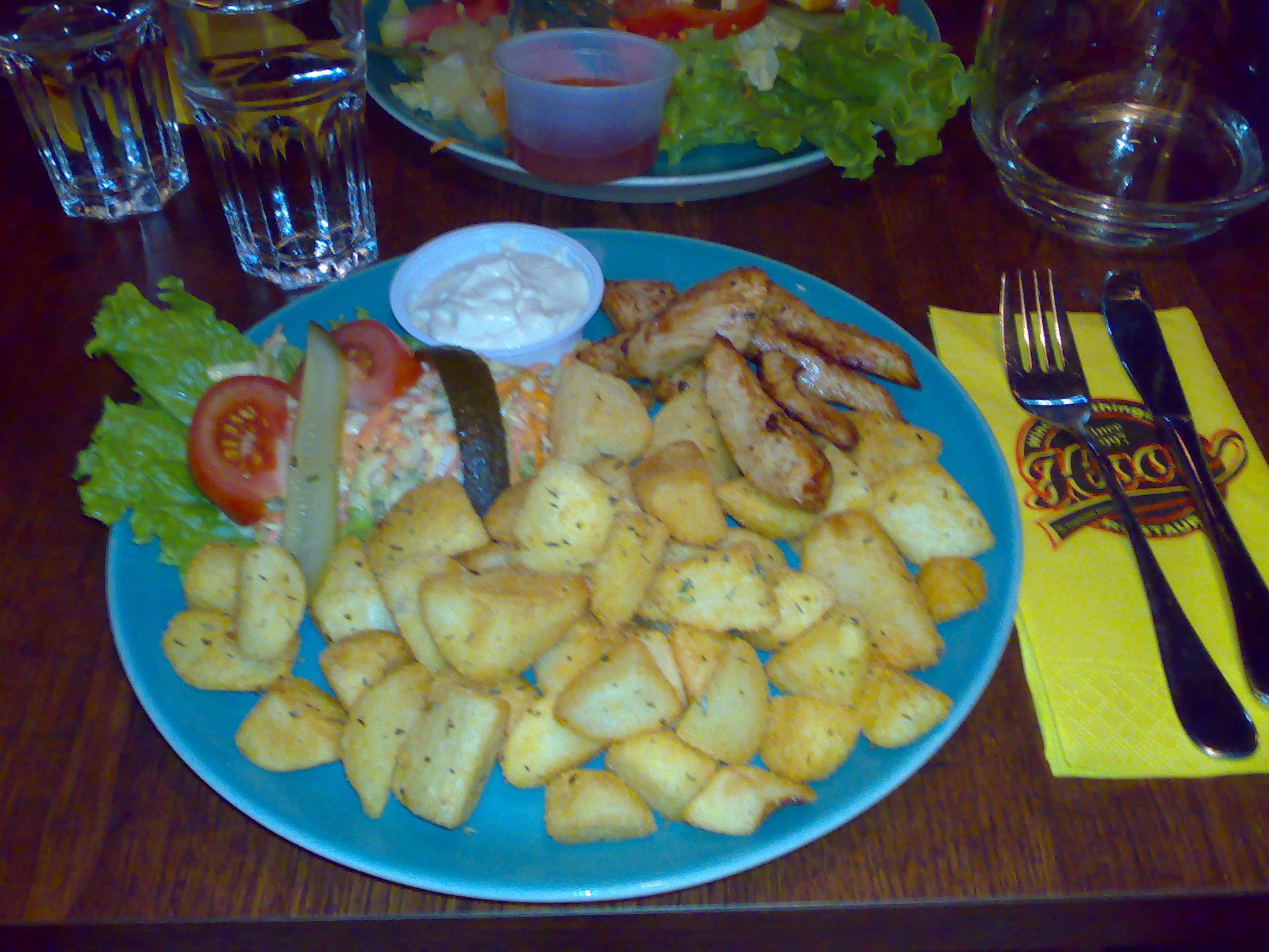 Ravintola Captain Hook, Lempäälä
