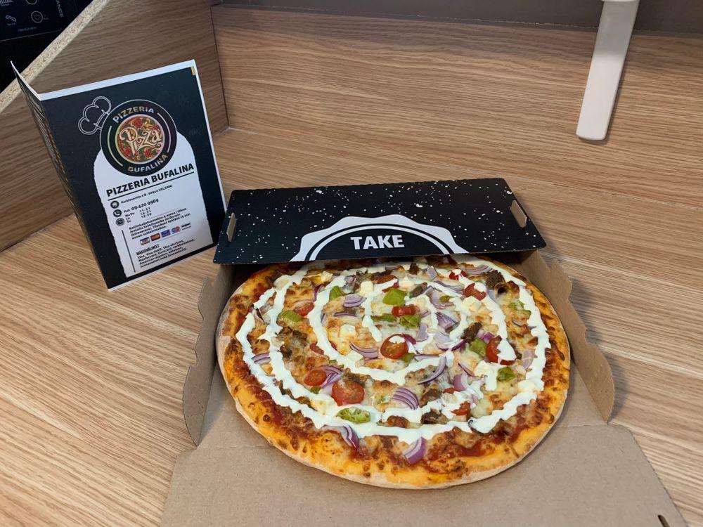 Pizzeria Bufalina , Helsinki