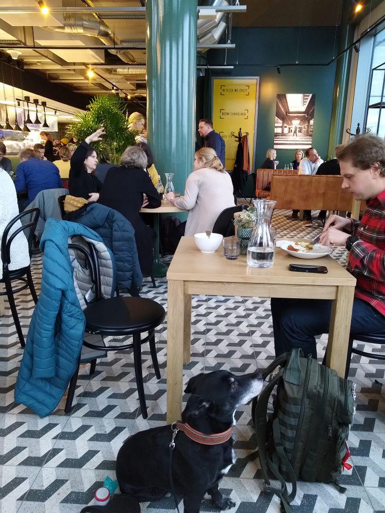 Signor Smith trattoria & birreria, Helsinki