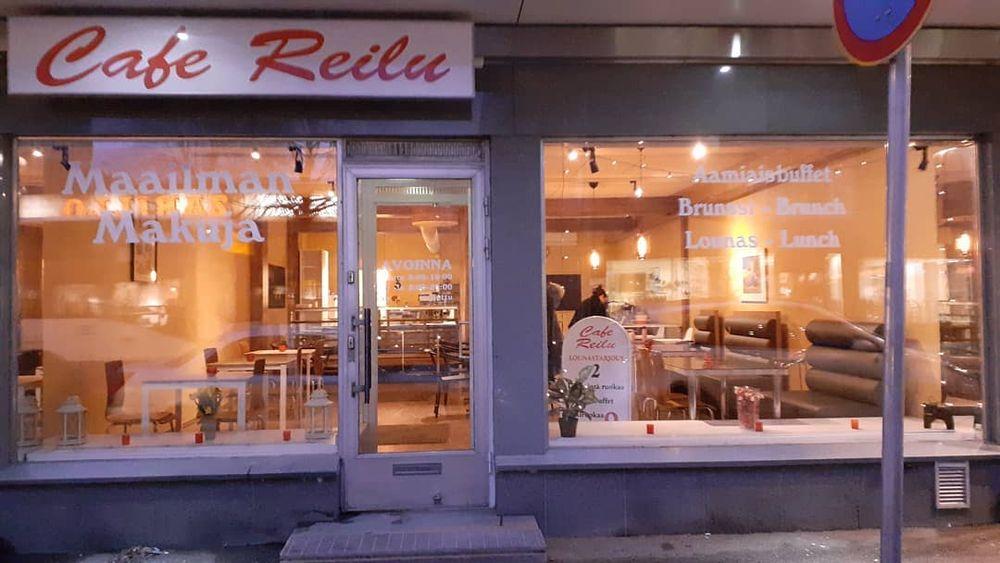Cafe Reilu, Tampere