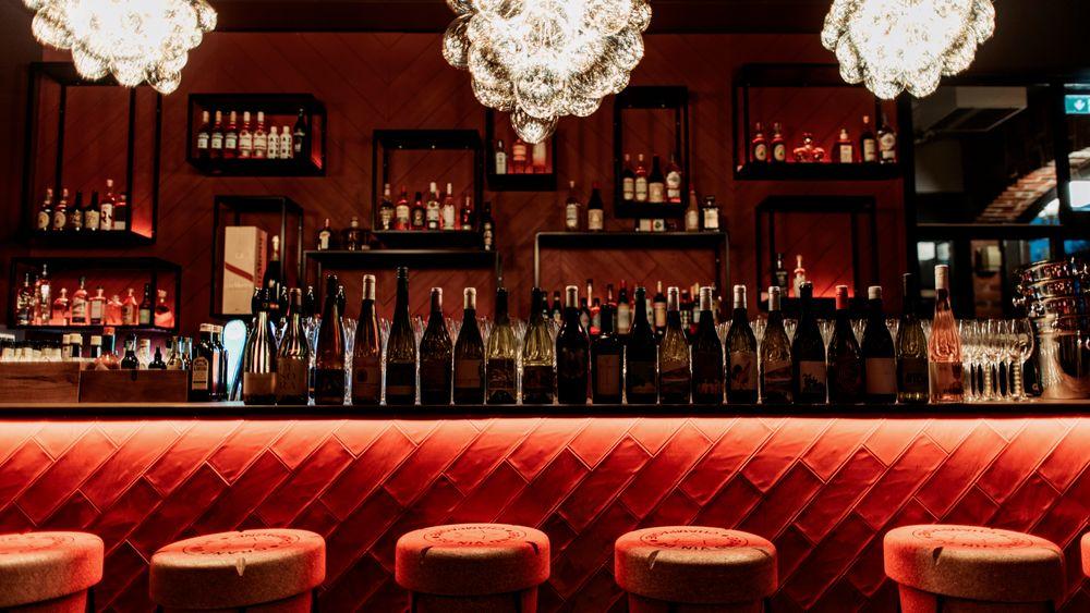 Crazy Wine, Helsinki
