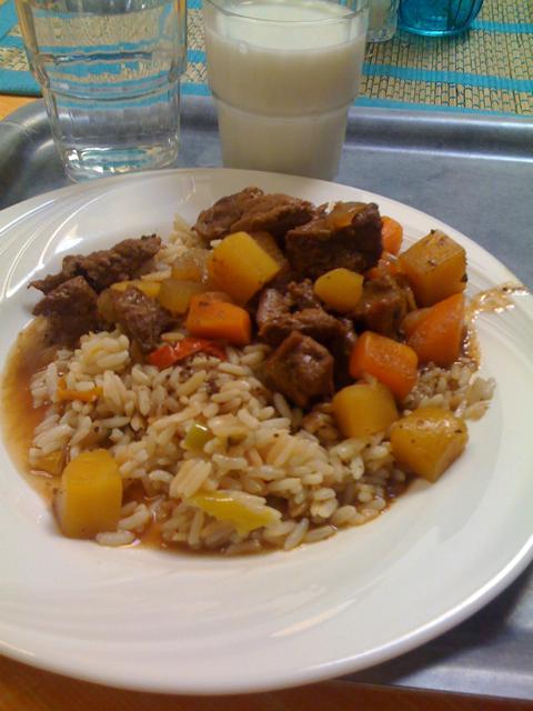 Lounasravintola Tyros, Helsinki: Italialainen lihapata