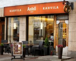 Antell-kahvila Rotuaari, Oulu