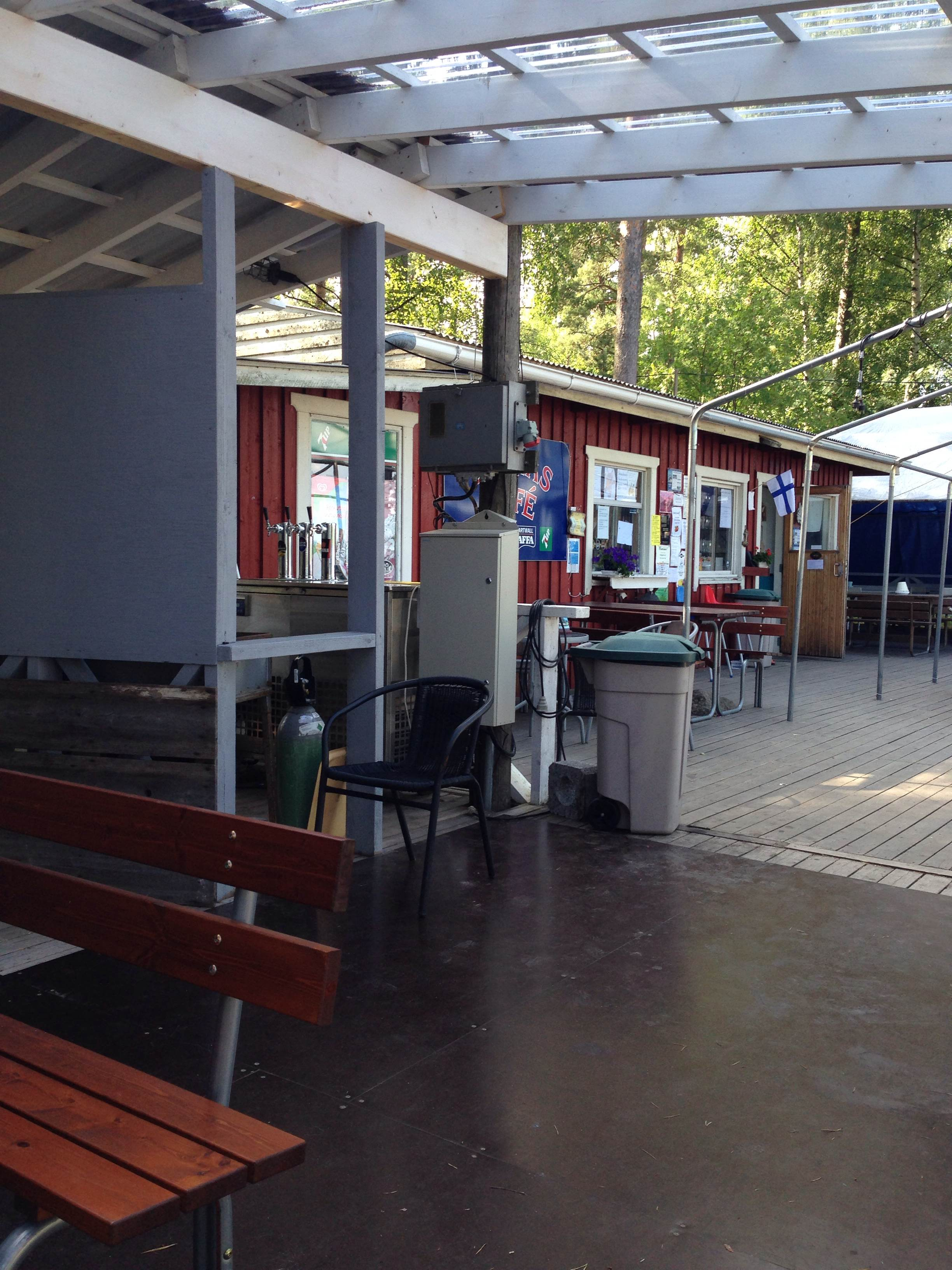 Benitas Café, Pellinki