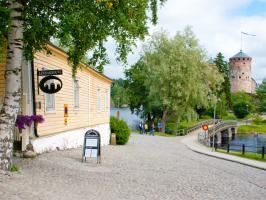 Linnakrouvi, Savonlinna