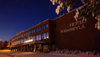 Hotelli Sodankylä, Sodankylä