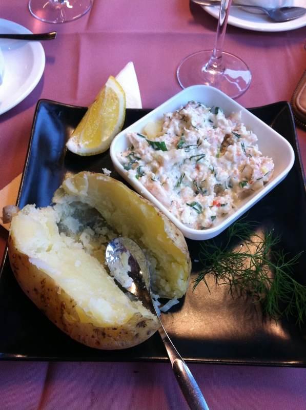 Restaurant G-H, Tammisaari