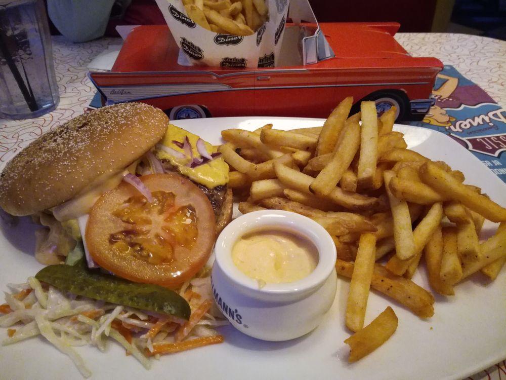 American Diner Lielahti, Tampere