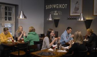 Ravintola Siipiweikot, Tampere