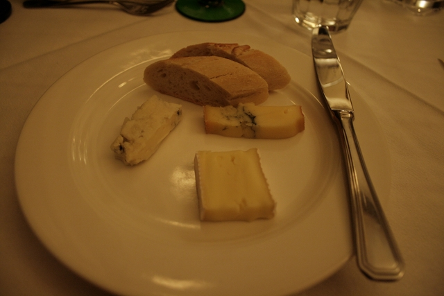 Wistub Alsace, Tampere: Selection of cheeses
