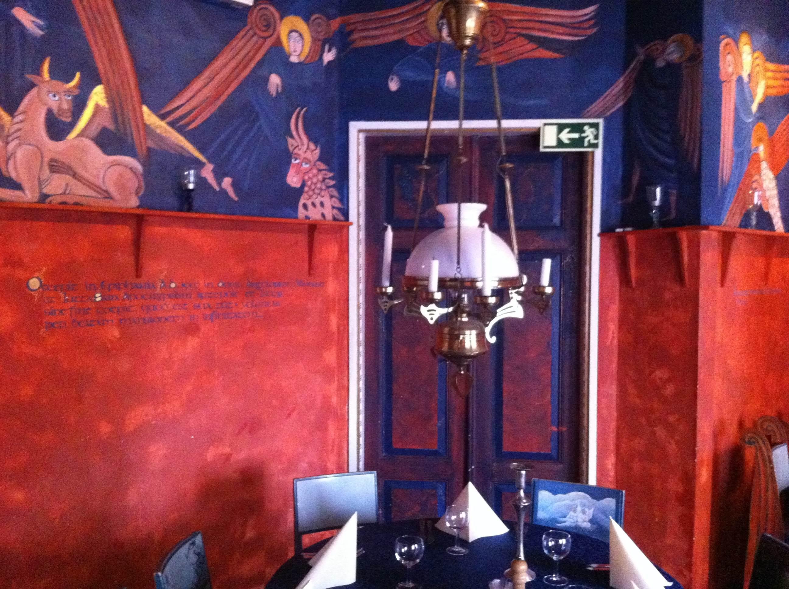 Enkeliravintola, Turku