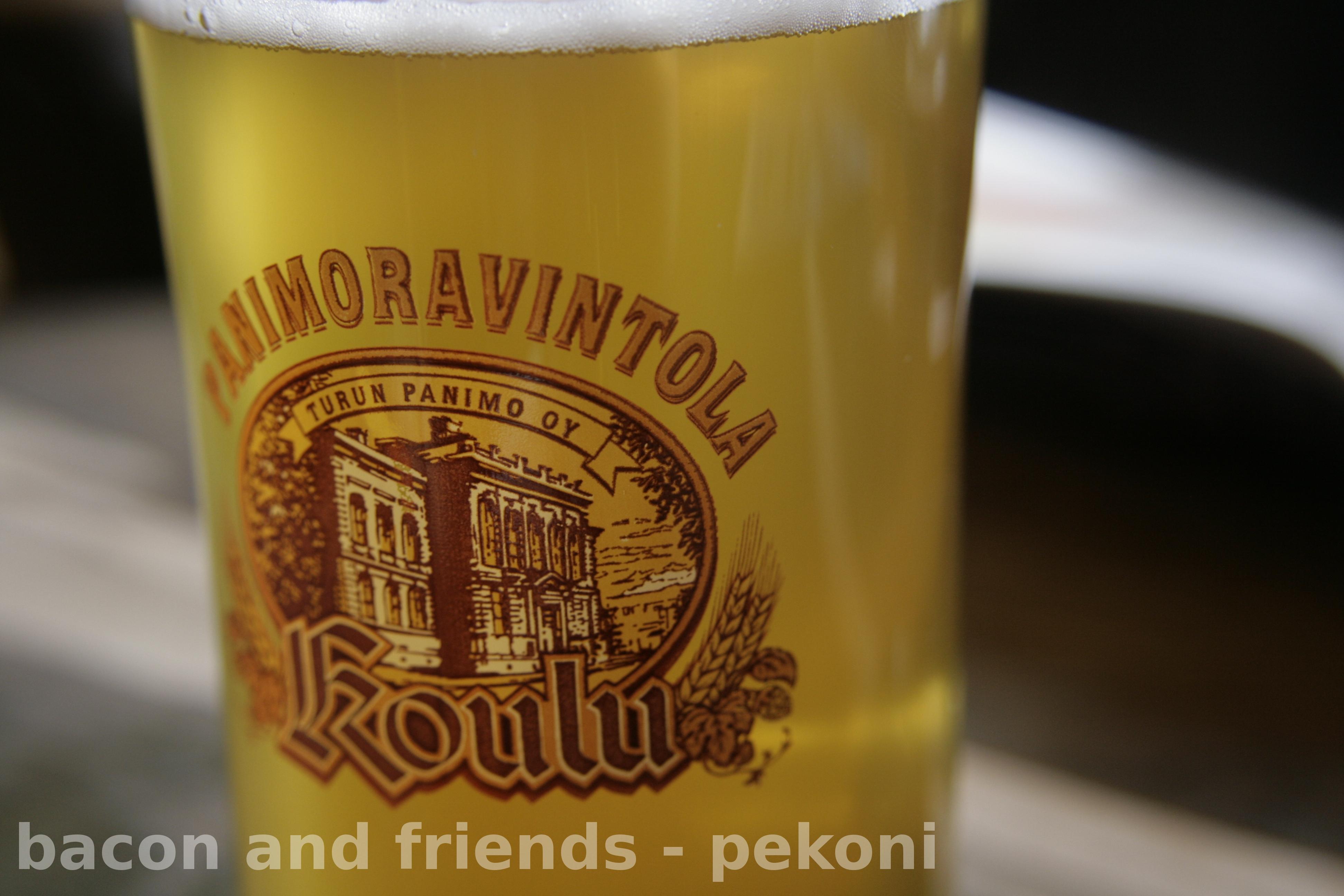 Panimoravintola Koulu, Turku: Lehtori
