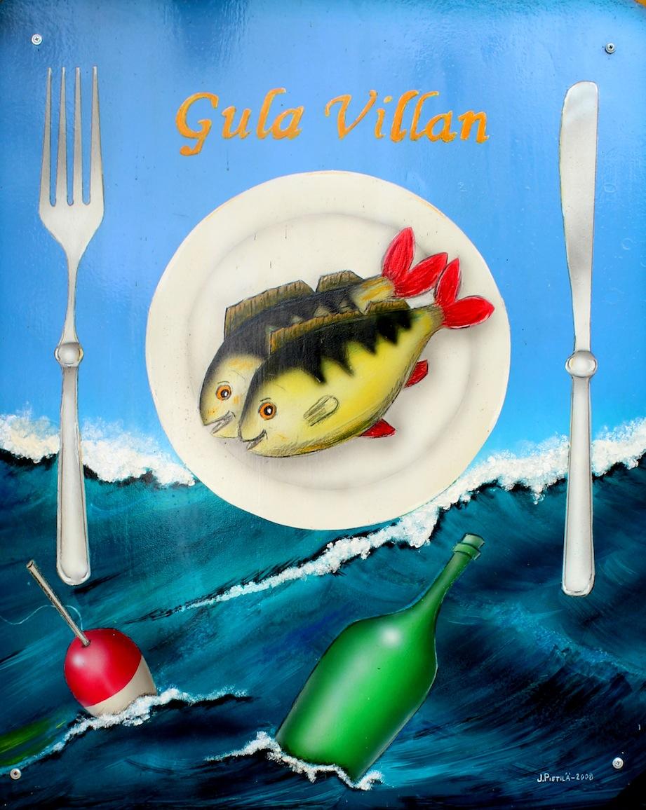 Gula Villan, Espoo: Gula-Villan