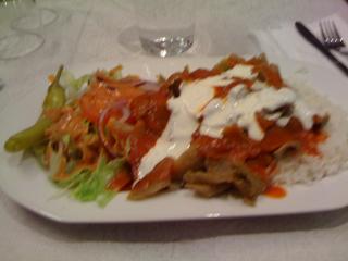 Pasha's Restaurant, Helsingfors