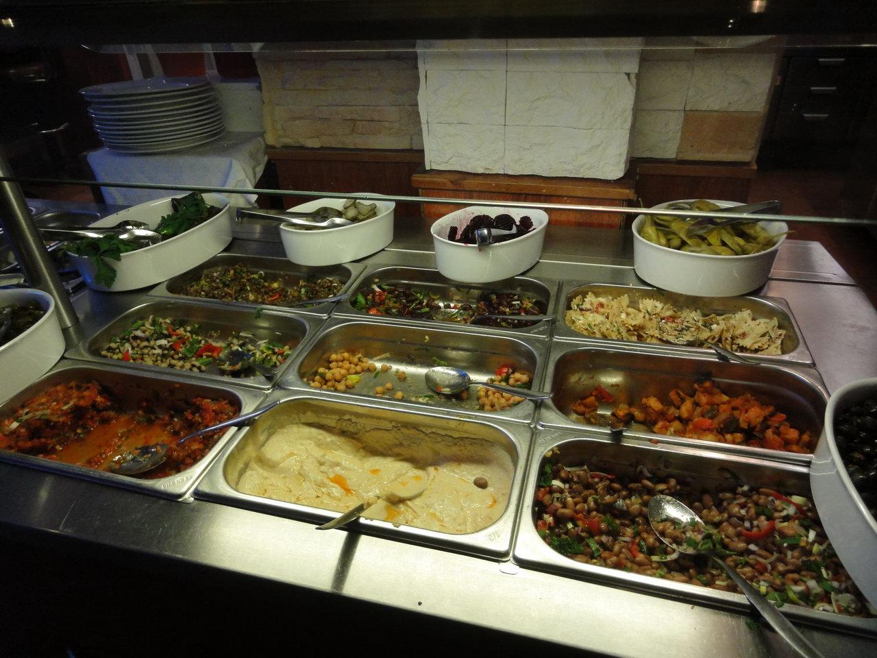 Pasha's Restaurant, Helsinki: alkupaloja