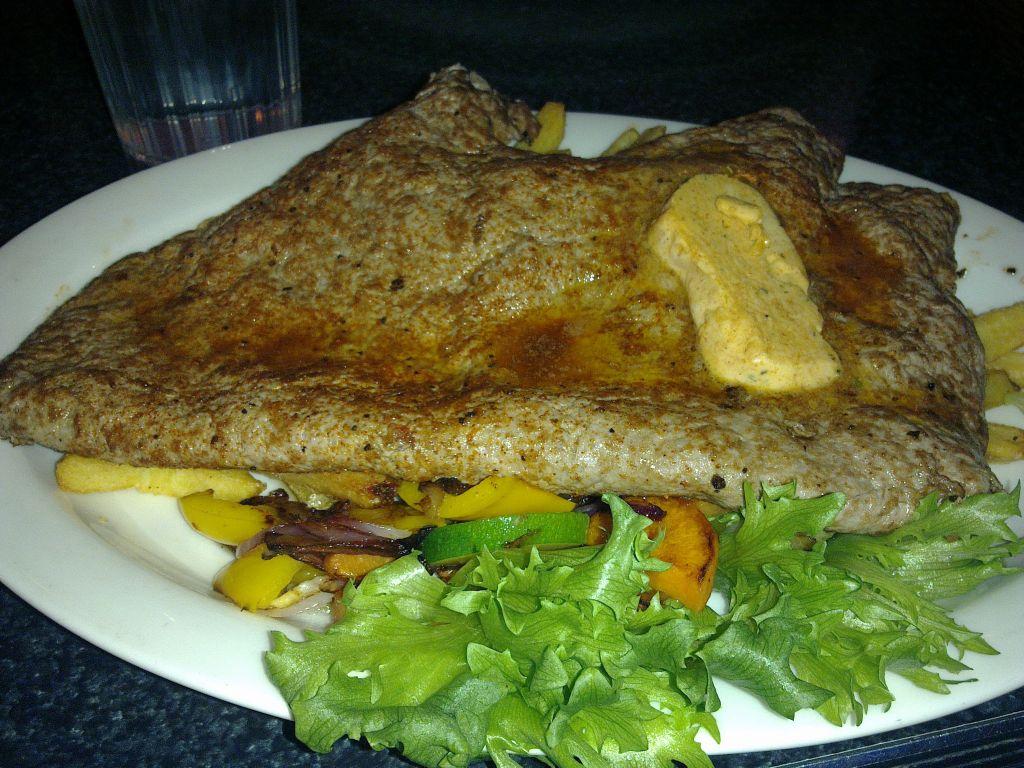 American Diner, Tampere: New York Giant Steak
