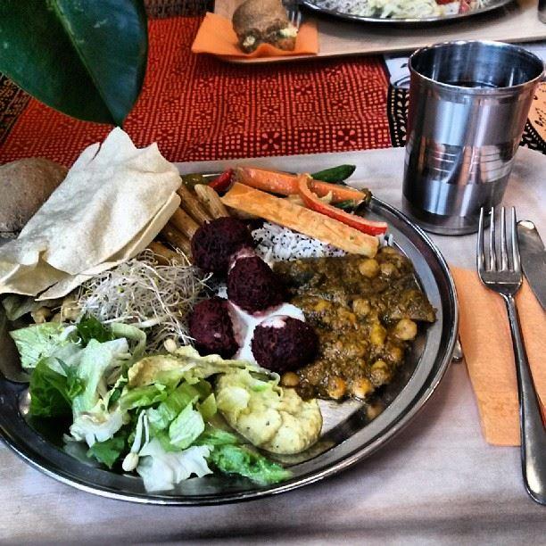 Kasvisravintola Gopal, Tampere: Maittava lounas, 9,60€