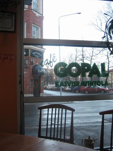 Kasvisravintola Gopal, Tampere