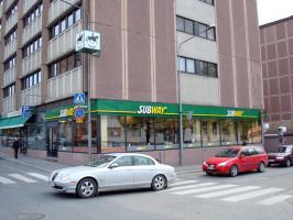 Subway Rautatienkatu, Tampere