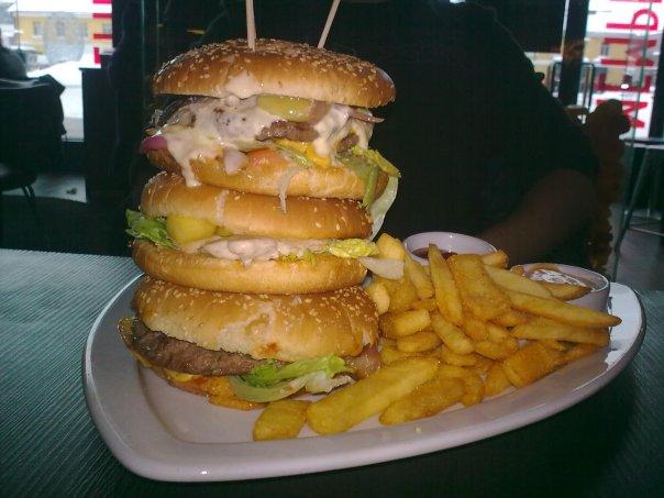 Memphis Kamppi, Helsinki: Hightower's Burger