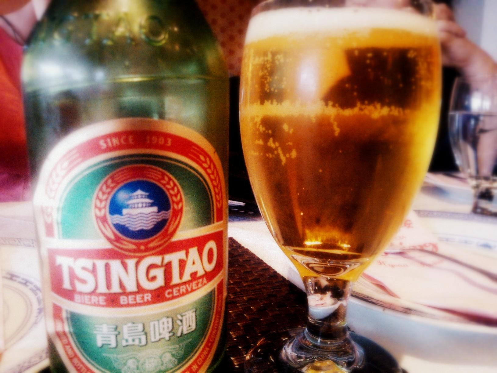 Tung Hing, Espoo: Tsingtao-olut 5€