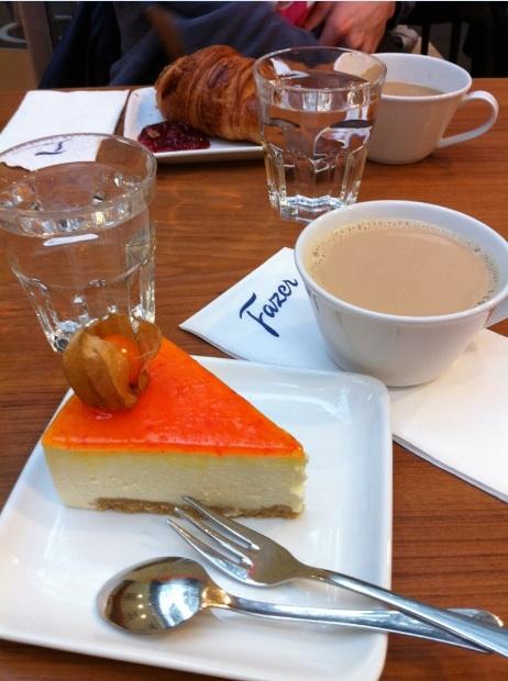 Fazer Café 8th Floor, Stockmann 8. krs, Helsinki