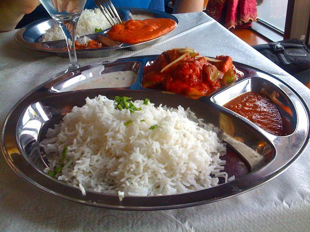 Nepalilainen Ravintola Lumbini, Helsinki: Tulista kanaa