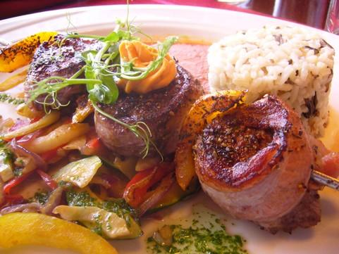 Ravintola Trappi, Naantali: Filet Mignon