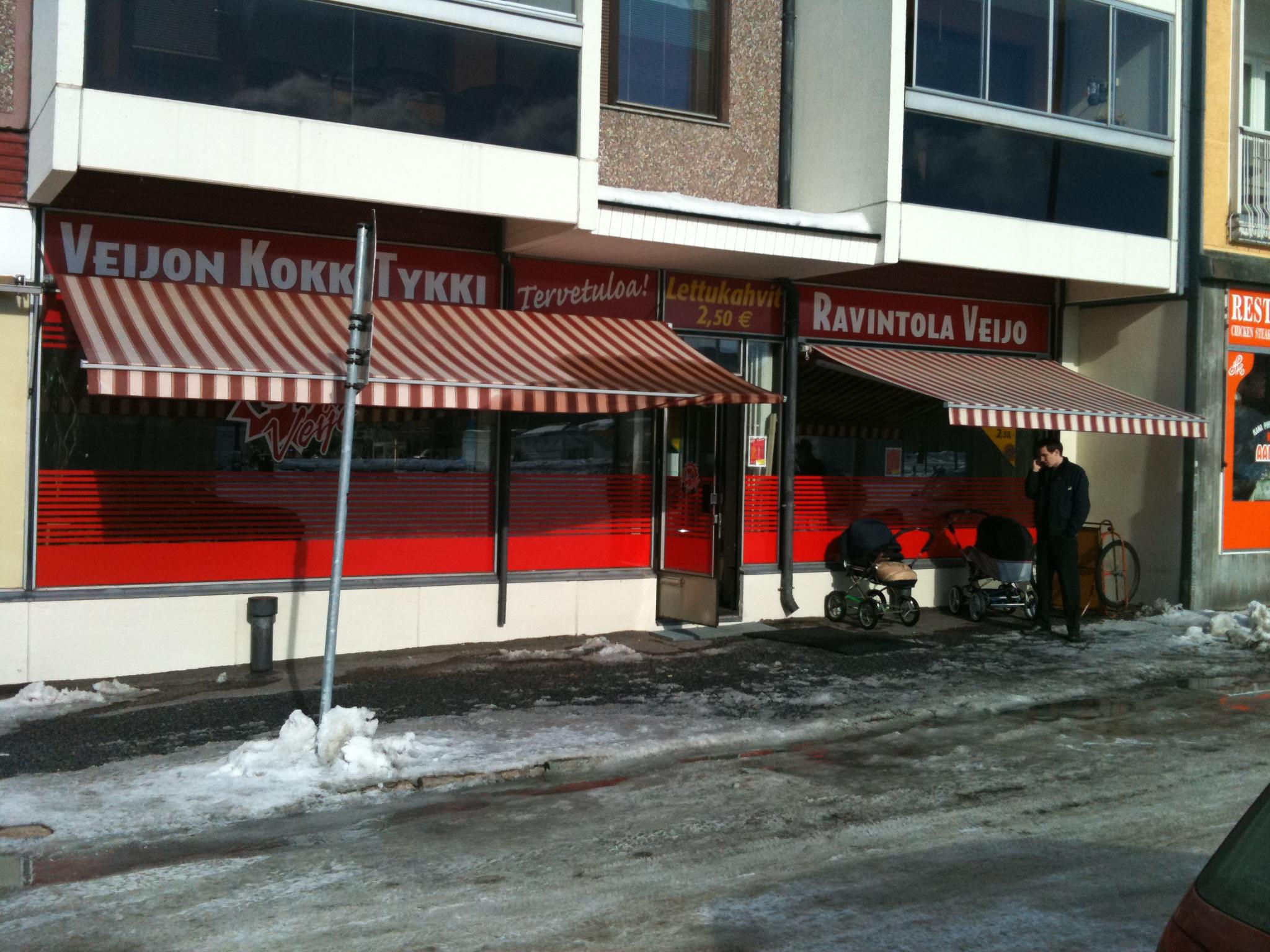 Veijon Kokkitykki, Tampere