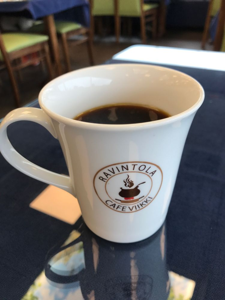 Bistro Cafe Viikki, Helsinki: Kahvia!