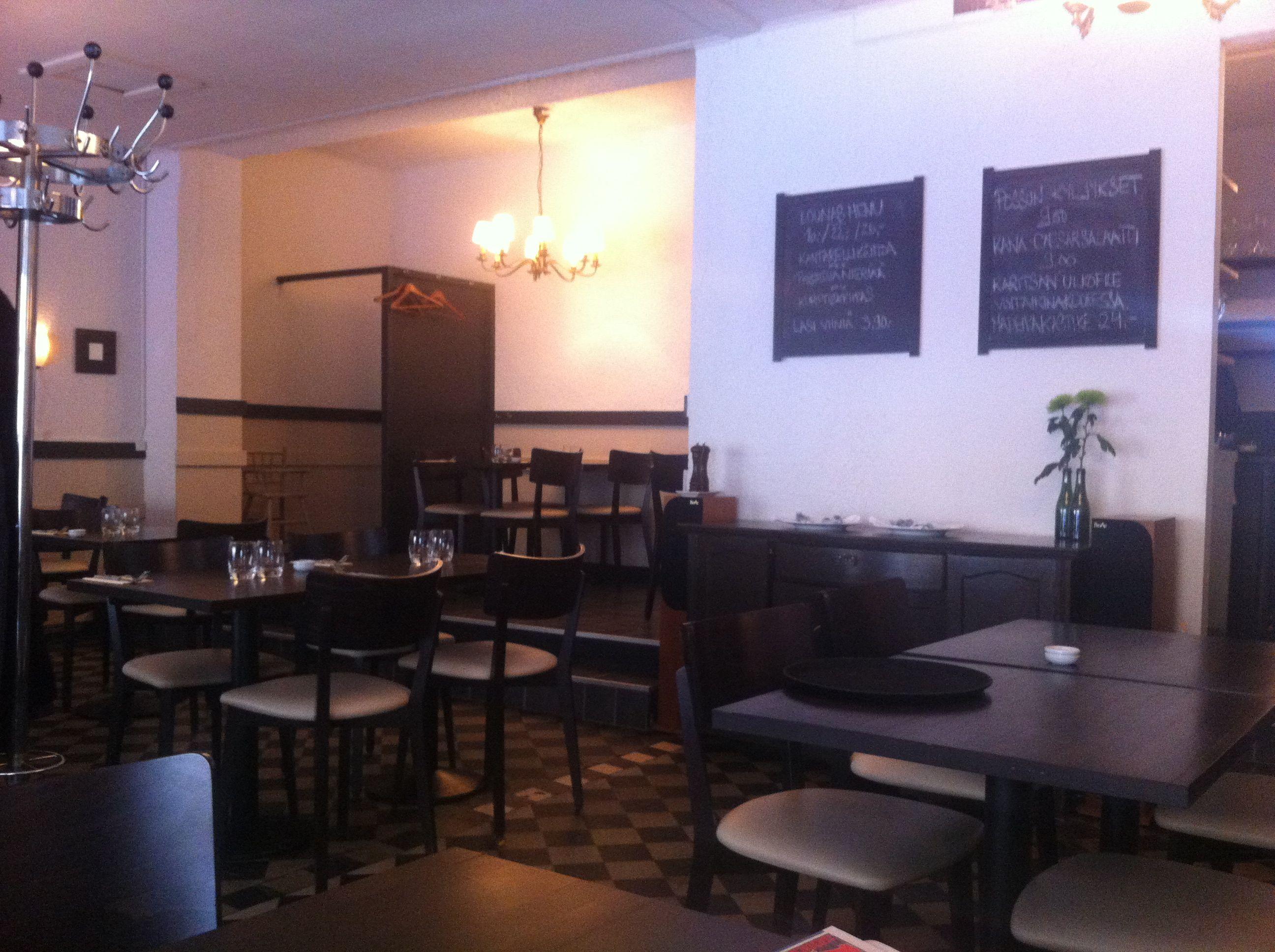 Ravintola Aito, Helsinki