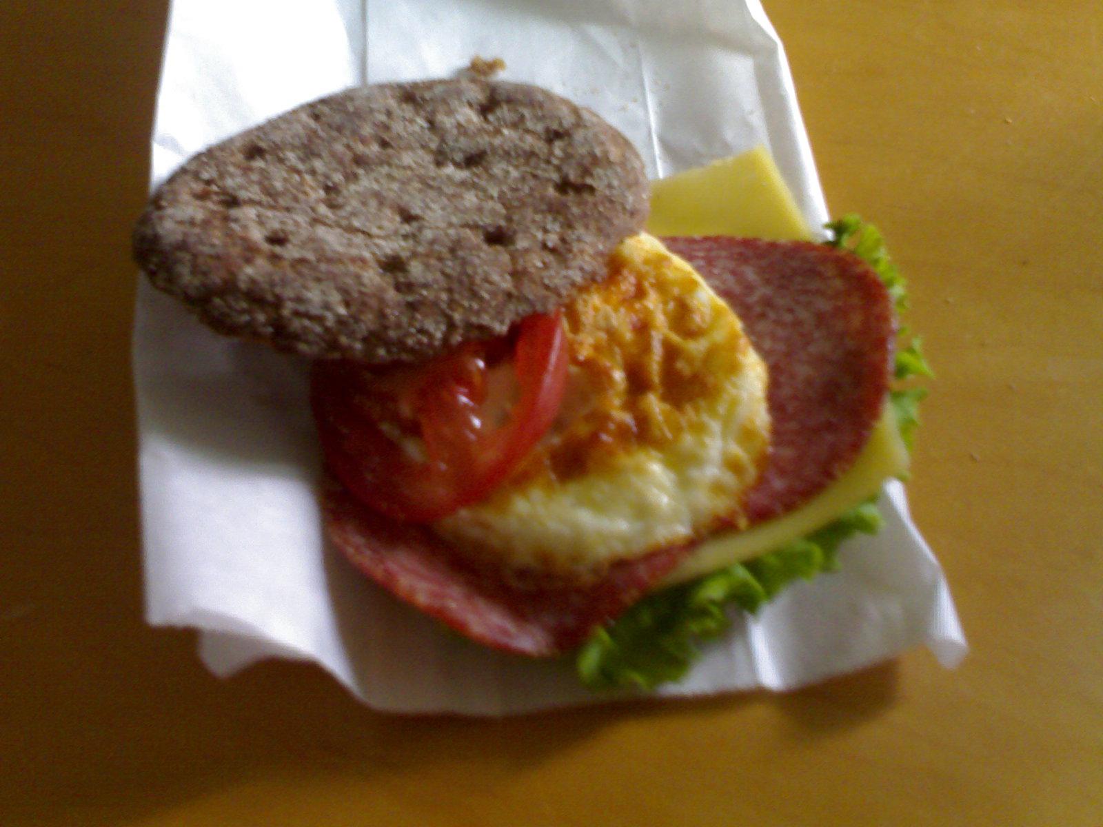 Kahvila Kapusiini, Helsinki: ruisleipä