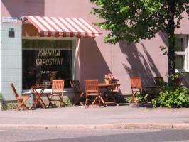 Kahvila Kapusiini, Helsinki