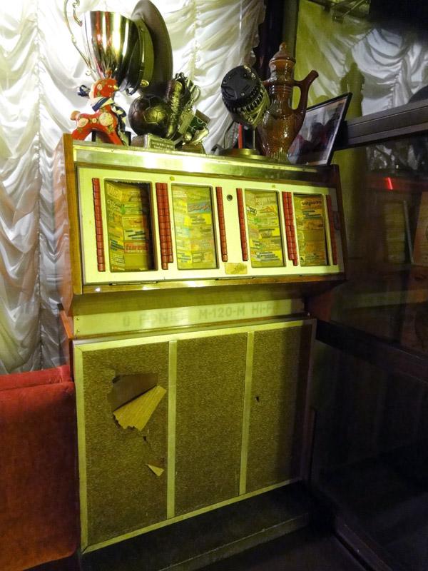 Moskova, Helsinki: jukebox