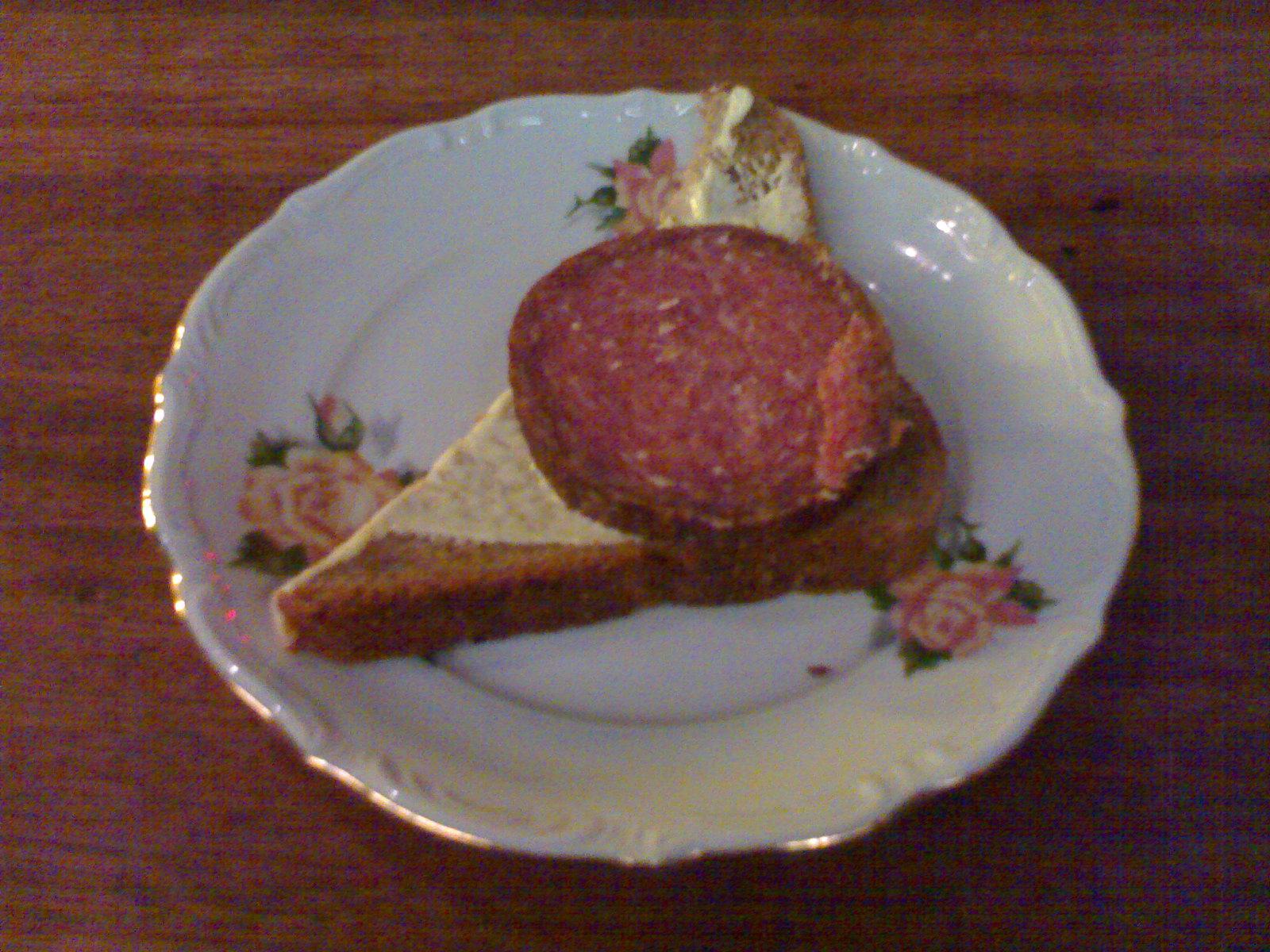 Moskova, Helsinki: meetvurstileipä
