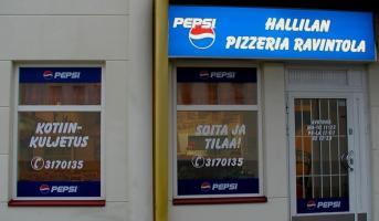 Hallilan Pizzeria Ravintola, Tampere