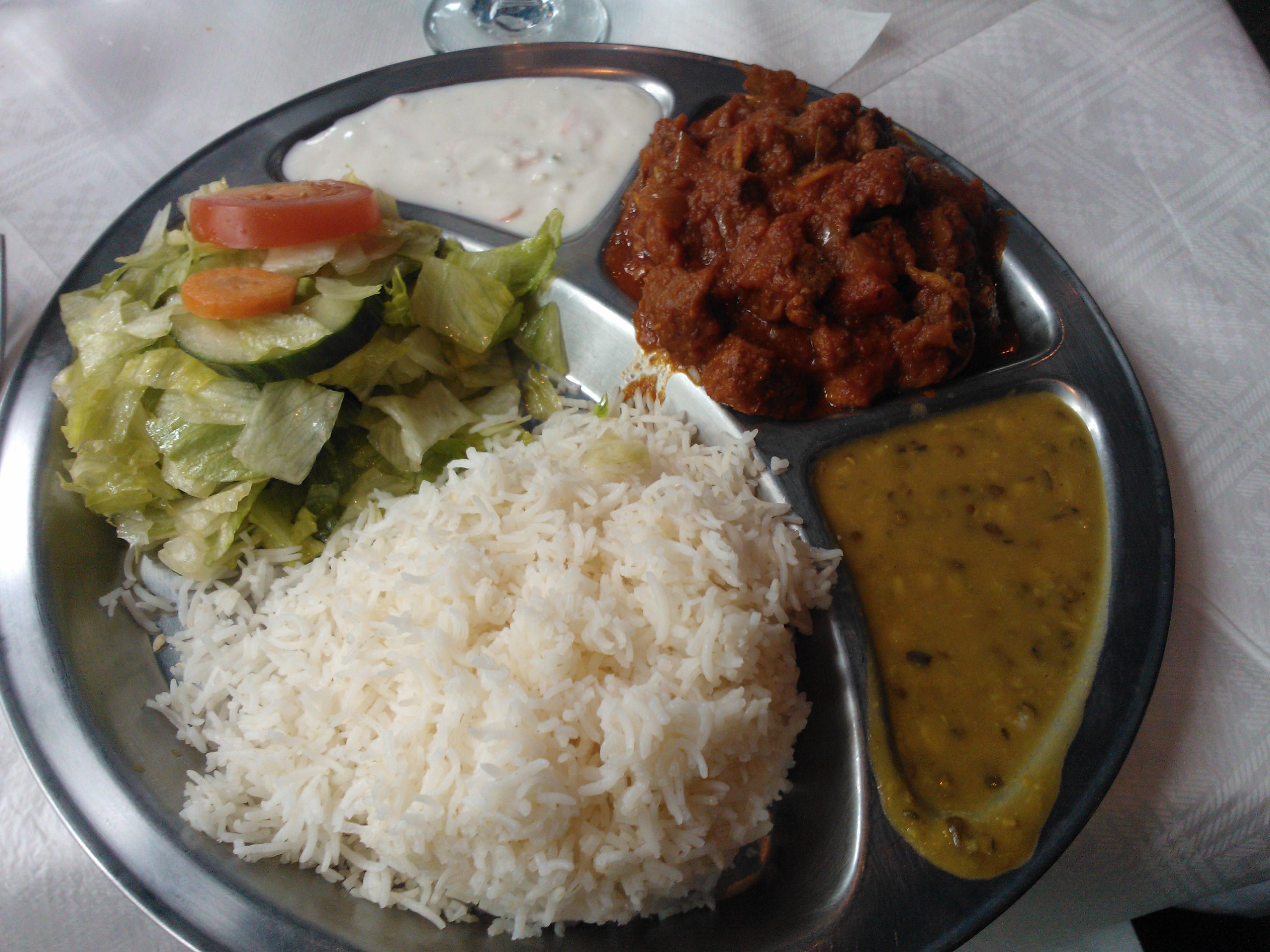 Ravintola Katmandu Satakunnankatu, Tampere