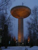 Hervannan vesitorni, Kahvila-Pizzeria Häränsilmä, Tampere