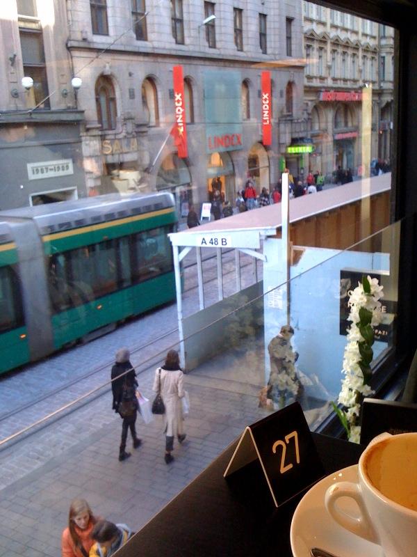 La Torrefazione, Helsingfors
