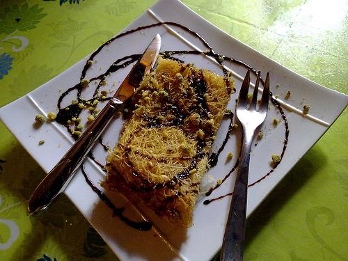 Ani, Helsingfors: Dessert