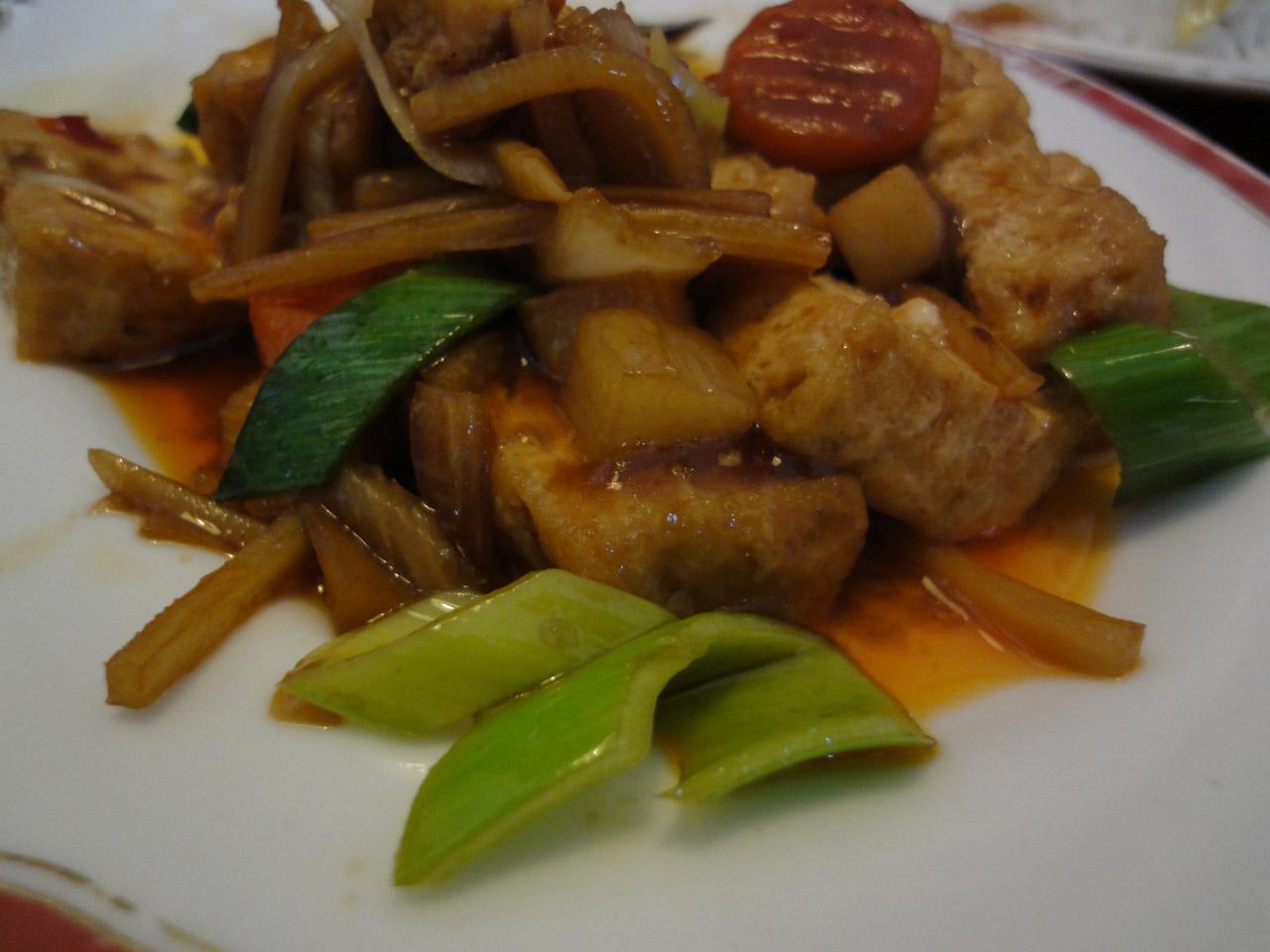 Phnom Penh, Espoo: Peking tofu